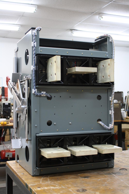 Retrofit Retrofill Circuit Breakers Coastal Power Systems Breaker Repair Installation